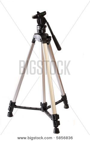 tripod for a photo and technics video