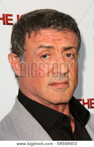 Sylvester Stallone at