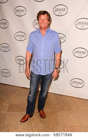 Nigel Lythgoe at the SHARE 60th Annual