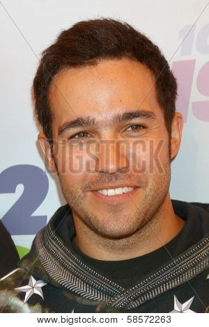 Pete Wentz at the 2013 Wango Tango concert produced by KIIS-FM, Home Depot Center, Carson, CA 05-11-13