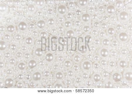 Pearl textured background