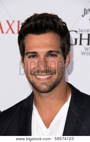 James Maslow at the 2013 Maxim Hot 100 Party, Vanguard, Hollywood, CA 05-15-13