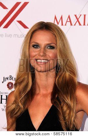 Ellen Hollman at the 2013 Maxim Hot 100 Party, Vanguard, Hollywood, CA 05-15-13