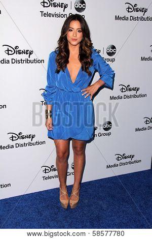 Chloe Bennet at the Disney Media Networks International Upfronts, Walt Disney Studios, Burbank, CA 05-19-13
