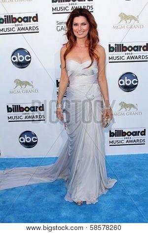 Shania Twain at the 2013 Billboard Music Awards Arrivals, MGM Grand, Las Vegas, NV 05-19-13