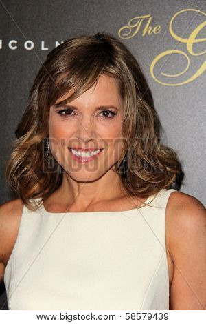 Hannah Storm at the 2013 Gracie Awards Gala, Beverly Hilton Hotel, Beverly Hills, CA 05-21-13