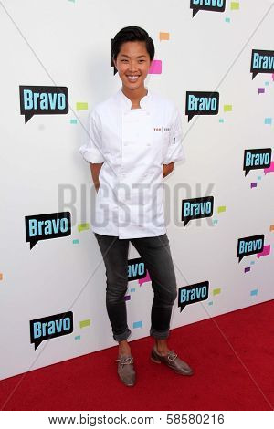 Kristen Kish at the Bravo Media's 2013 For Your Consideration Emmy Event, Leonard H. Goldenson Theater, North Hollywood, CA 05-22-13