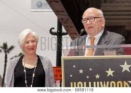 Olympia Dukakis and Ed Asner at the Olympia Dukakis Star on the Hollywood Walk of Fame Ceremony, Hollywood, CA 05-24-13