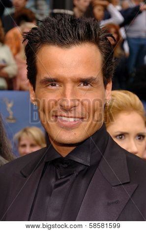 HOLLYWOOD - APRIL 28: Antonio Sabato Jr. at The 33rd Annual Daytime Emmy Awards at Kodak Theatre on April 28, 2006 in Hollywood, CA.