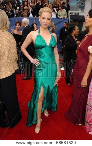 HOLLYWOOD - APRIL 28: Liza Huber at The 33rd Annual Daytime Emmy Awards at Kodak Theatre on April 28, 2006 in Hollywood, CA.
