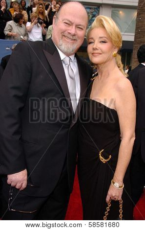 HOLLYWOOD - APRIL 28: Edward Scott and Melody Thomas Scott at The 33rd Annual Daytime Emmy Awards at Kodak Theatre on April 28, 2006 in Hollywood, CA.