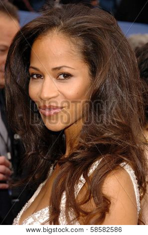 HOLLYWOOD - APRIL 28: Sherri Saum at The 33rd Annual Daytime Emmy Awards at Kodak Theatre on April 28, 2006 in Hollywood, CA.