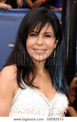HOLLYWOOD - APRIL 28: Maria Conchita Alonso at The 33rd Annual Daytime Emmy Awards at Kodak Theatre on April 28, 2006 in Hollywood, CA.