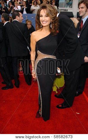 HOLLYWOOD - APRIL 28: Susan Lucci at The 33rd Annual Daytime Emmy Awards at Kodak Theatre on April 28, 2006 in Hollywood, CA.