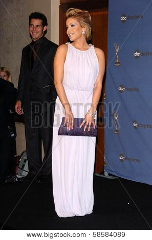 HOLLYWOOD - APRIL 28: Farah Fath in the press room at The 33rd Annual Daytime Emmy Awards at Kodak Theatre on April 28, 2006 in Hollywood, CA.