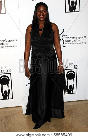 BEVERLY HILLS - APRIL 20: Benita Fitzgerald at the inaugural The Billies presented by The Women's Sports Foundation at Beverly Hilton Hotel on April 20, 2006 in Beverly Hills, CA.