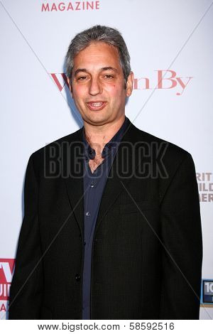 David Shore at the WGA's 101 Best Written Series Announcement, Writers Guild of America Theater, Beverly Hills, CA 06-02-13