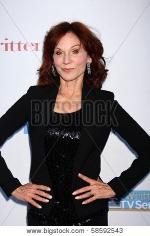Marilu Henner at the WGA's 101 Best Written Series Announcement, Writers Guild of America Theater, Beverly Hills, CA 06-02-13