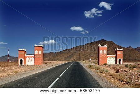 Sahara Desert Doors