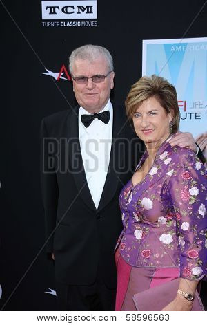 Sir Howard Stringer at the AFI Life Achievement Award