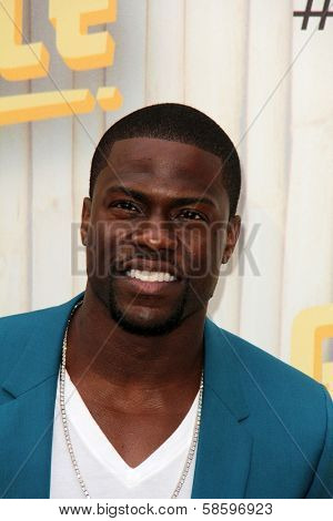 Kevin Hart at the 2013 Spike TV Guys Choice Awards, Sony Studios, Culver City, CA 06-08-13