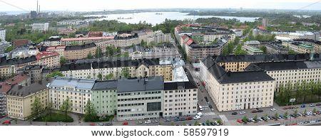 Helsinki panorama