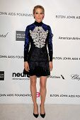 Jenna Elfman at the Elton John Aids Foundation 21st Academy Awards Viewing Party, West Hollywood Par