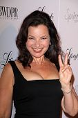 BEVERLY HILLS - SEPTEMBER 27: Fran Drescher at the Beverly Hills Magazine Fall Launch Party at Kyle