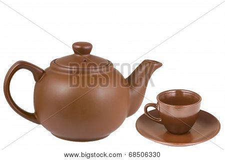 Ceramic Teapot,ceramic Cup