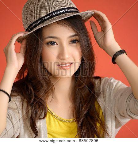 Asian Young Women Cute
