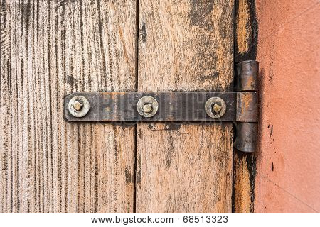 Iron Butt Hinges Door