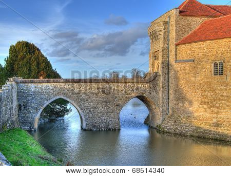 Castle Bridge Hdr