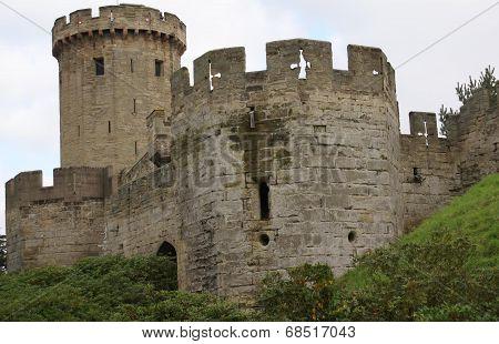 Warwick Castle, Warwickshire, England