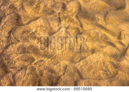 Sugar River Sandy Bottom Illinois