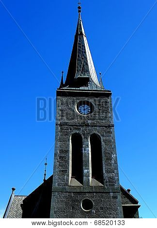 Ilen Kirke (Ilen Church) in Norway