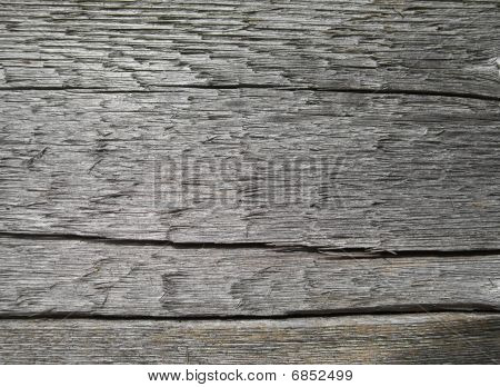 Texture Of The Wooden Board