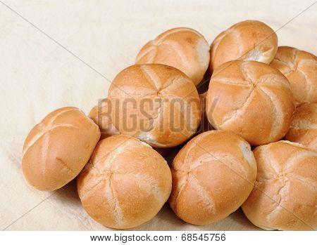 Bread Buns For Breakfast Or Dinner