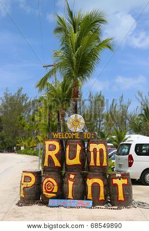 The Rum Point Grand Cayman