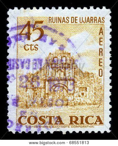 Ruins Of Ujarras, Costa Rica