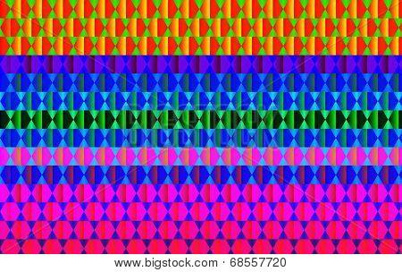 Geometric  Line Ornament A-0050