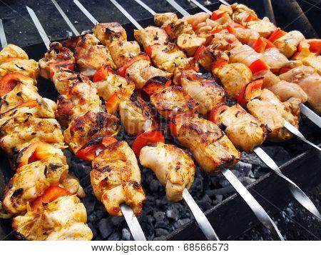 Traditional Shish Kebab