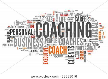Word Cloud Coaching