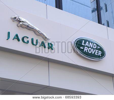 Jaguar Land Rover company