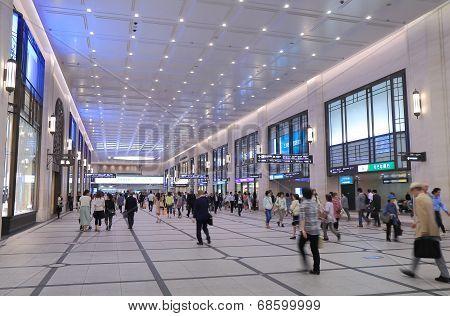 JR Osaka Station Japan
