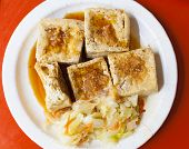 pic of stinky  - chinese and Taiwan traditional famous food  - JPG