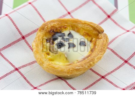 Delicious Egg Tart Sweet Custard
