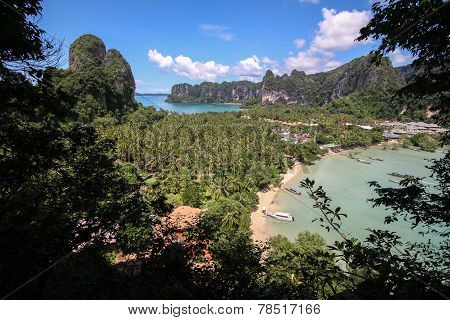 Railay Thailand Viewpoint
