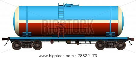 the tank-wagon
