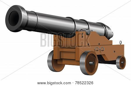the old cannon