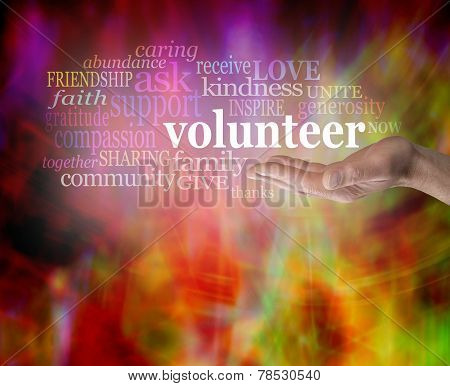 Give Volunteering a Go